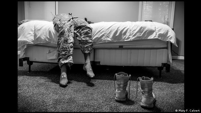 World Press Photo 2016 Мэри Ф. Кальверт. Сексуальные домогательства в американской армии