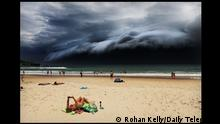 World Press Photo 2016 Kategorie Natur Rohan Kelly Unwetter in Sydney