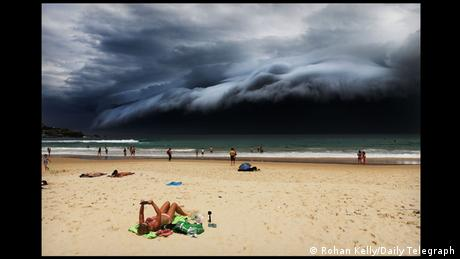 World Press Photo 2016 Kategorie Natur Rohan Kelly Unwetter in Sydney