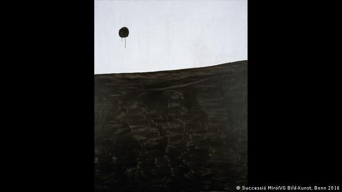 Schirn Museum Joan Miro Ausstellung