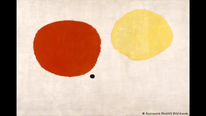 Schirn Museum Joan Miro Ausstellung La Magie de la couleur