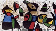 Schirn Museum Joan Miro Vögel