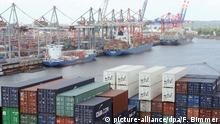 Hamburg port (picture-alliance/dpa/F. Bimmer)