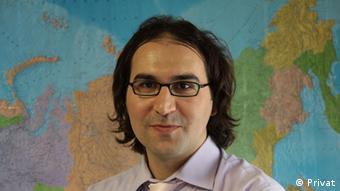 Rusya uzmanı Kerim Has