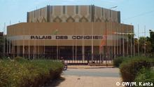 Niger Kongresszentrum in Niamey