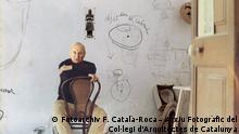 Schirn Museum Joan Miro Ausstellung WANDBILDER, WELTENBILDER