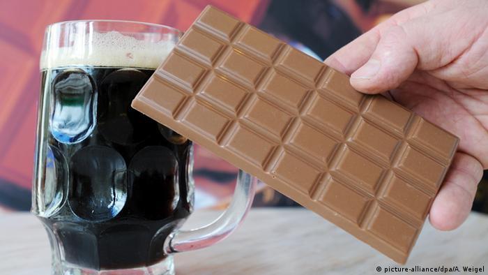 Шоколад из пива