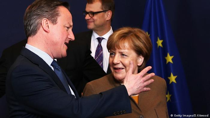 David Cameron und Angela Merkel (Foto: Getty Images/D.Kitwood)