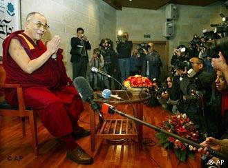 达赖喇嘛在以色列
