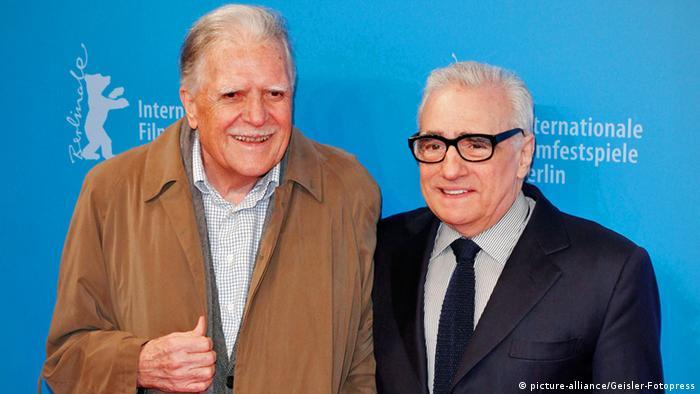 Michael Ballhaus und Martin Scorsese (picture-alliance/Geisler-Fotopress)