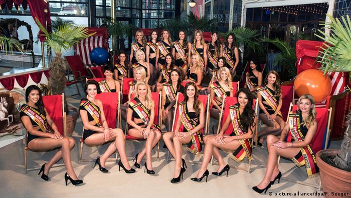 PK Miss Germany in Rust