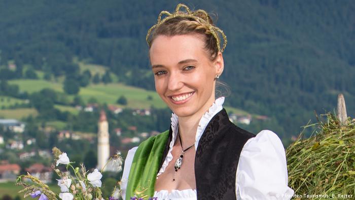Bergwiesenkönigin Sinja I.