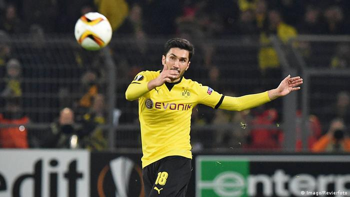 Europa League Borussia Dortmund - FC Porto Nuri Sahin
