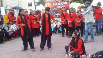 Indien Rote Brigaden