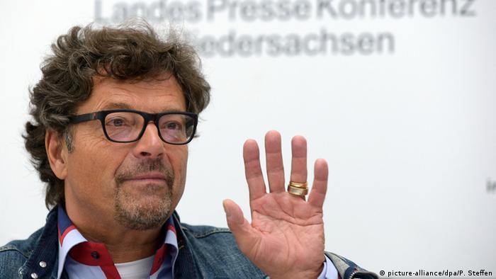 Deutschland Hannover Dieter Dehm