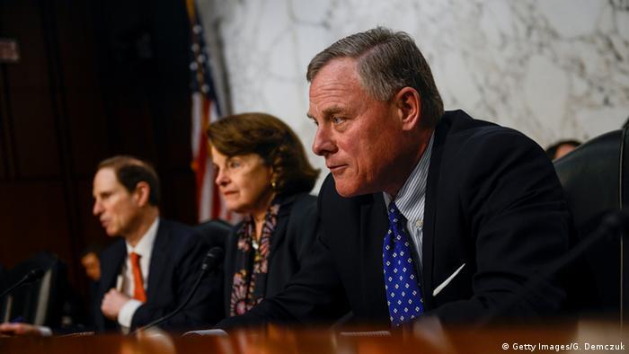 US-Senator Richard Burr von den Republikanern (Foto: AFP)