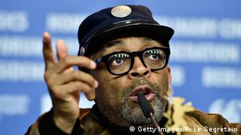 Spike Lee, Copyright: Getty Images/P. Le Segretain