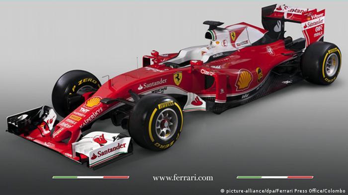 Der Neue Ferrari Ist Da Sport News Dw 19022016