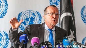 Martin Kobler UN Sondergesandter Libyen