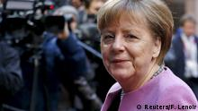 EU Gipfel Merkel