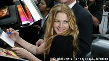 Schauspielerin Drew Barrymore Walk of Fame (picture-alliance/dpa/A. Arorizo)