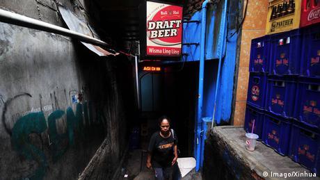 Indonesien Jakarta Prostitution Kalijodo Rotlichtviertel