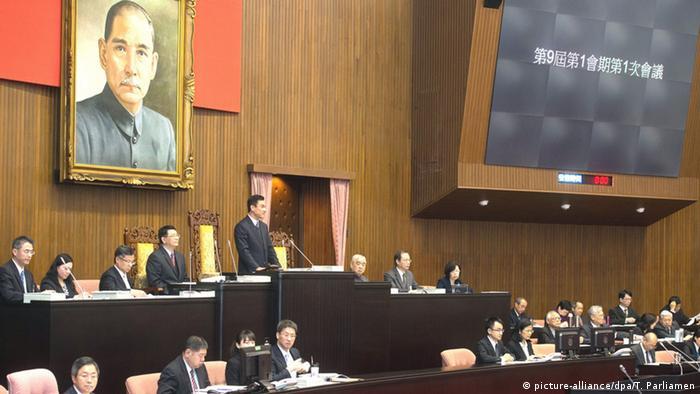Taiwan Parlament