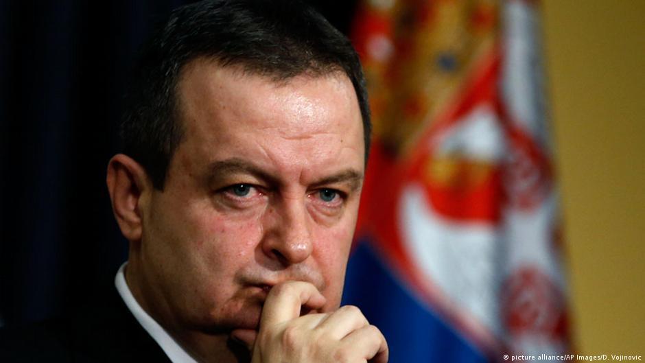 Idetë e Daçiçit  Shqipëria e Madhe zonë influence e perëndimit