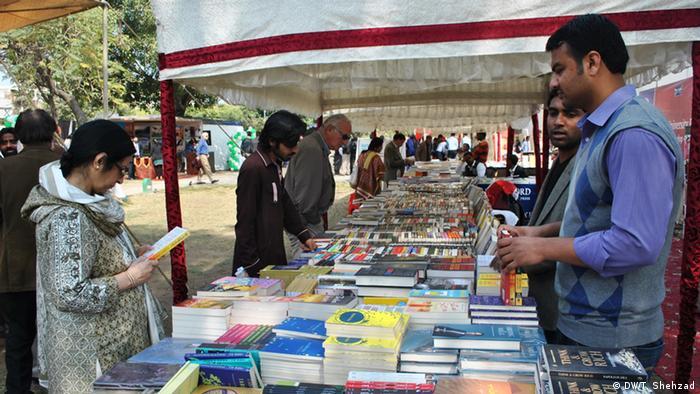 لاہور لٹریری فیسٹیول کا آغاز 2012ء میں ہوا تھا۔ اس سے پہلے تین ایسے میلے ہو چکے ہیں