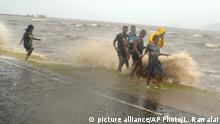 Fidschi-Inseln Zyklon Winston