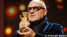 Deutschland Berlinale 2016 Preisverleihung Bester Film Gianfranco Rosi