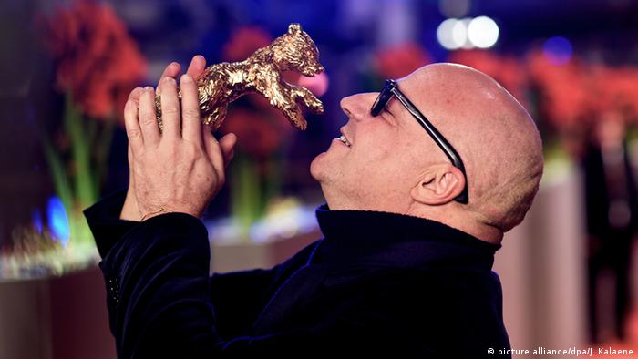 Gianfranco Rosi (picture alliance/dpa/J. Kalaene)