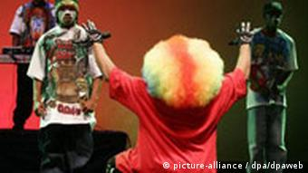 Tommy The Clown im HAU1