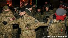 Ukraine Anti-Regierungsproteste in Kiew