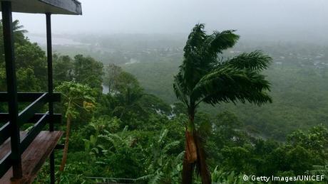Поблизу Фіджі стався потужний землетрус