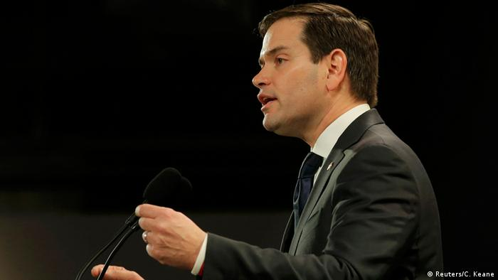 USA Vorwahl Republikaner in South Carolina - Marco Rubio (Reuters/C. Keane)