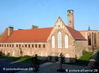 El monasterio de San Pauli en Brandenburgo an der Havel.
