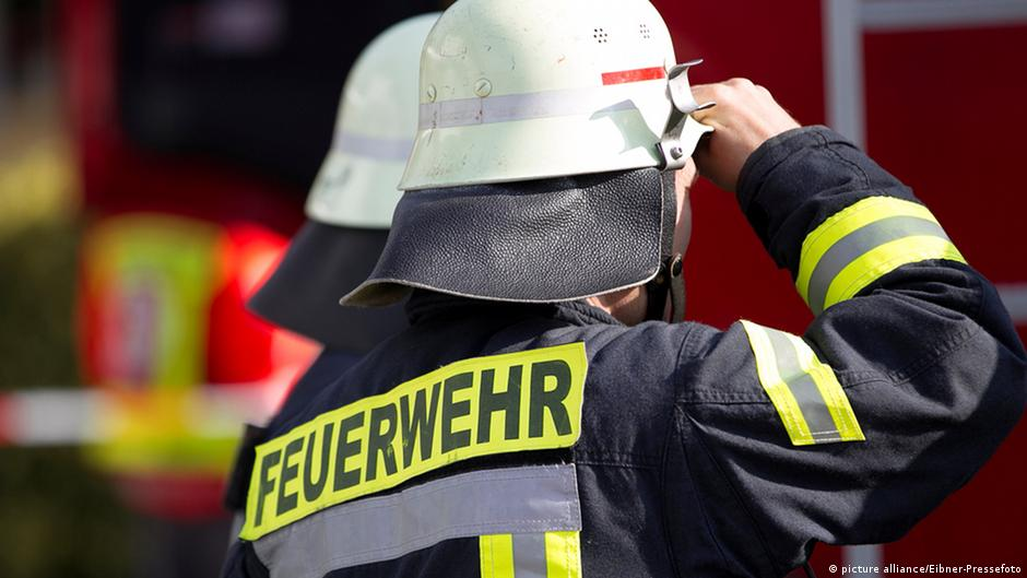 Planned refugee shelter in eastern German town of Bautzen catches fire | News | DW | 21.02.2016