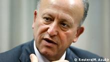 Libanon Justizminister Ashraf Rifi gibt Rücktritt bekannt