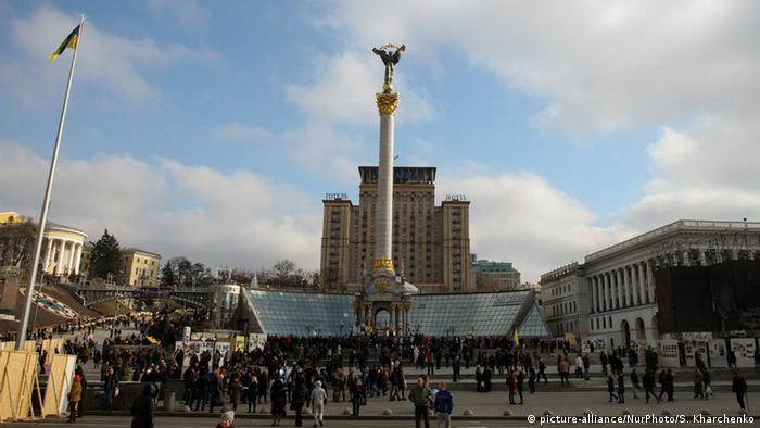 У Києві на Майдані Незалежності сталося смертельне ДТП