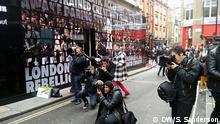 London Fashion Week Photographen