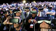Barcelona Mobile World Kongress Samsung Gear VR
