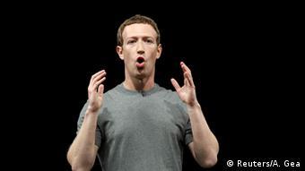 Mark Zuckerberg in Barcelona