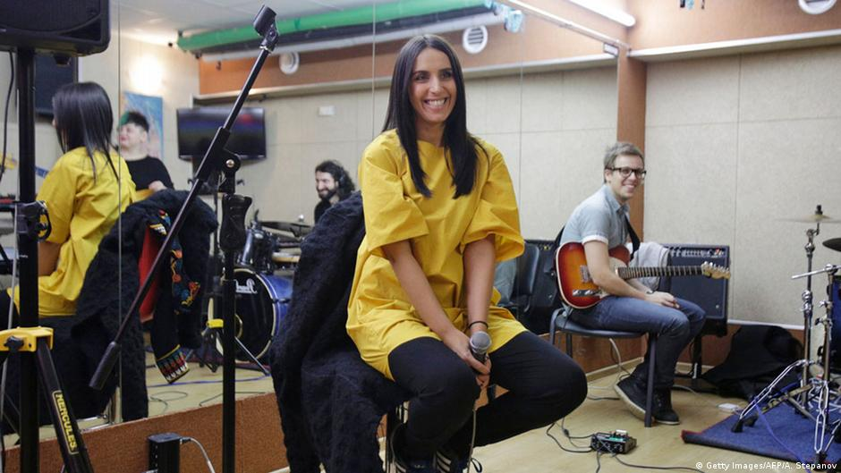 Jamala No Political Content In My Esc Song Music Dw 26 02 2016