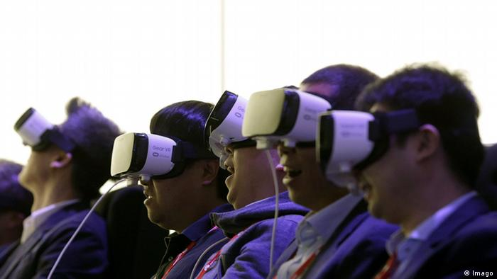 Mobile World Congress Barcelona Samsung s Gear VR