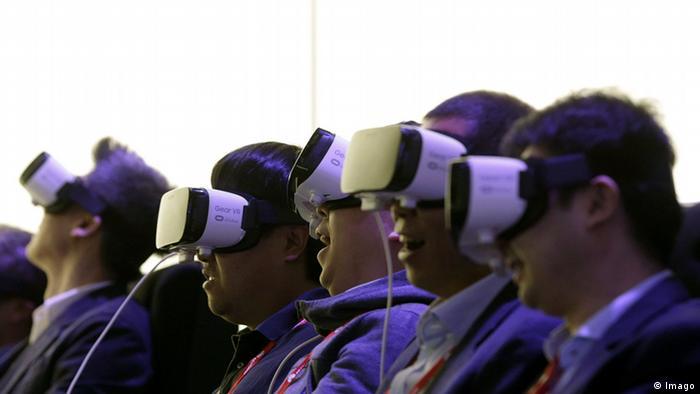 Mobile World Congress Barcelona Samsung s Gear VR