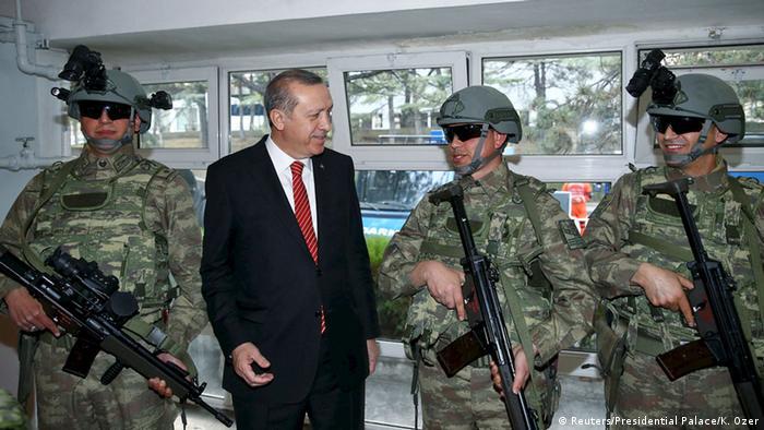 Kritische Presse jetzt auch im Visier des türkischen Militärs