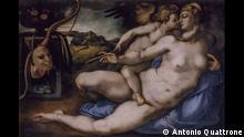 Ausstellung Maniera. Pontormo, Bronzino Venus und Amor