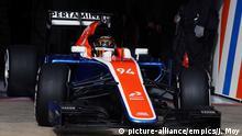 Spanien Barcelona Manor Racing MRT05