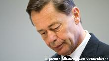picture-alliance/dpa/R.Vennenbernd ARCHIV - Der ehemalige Vorstandsvorsitzende von Arcandor, Thomas Middelhoff, steht am 21.10.2014 im Landgericht in Essen (Nordrhein-Westfalen). Foto: Rolf Vennenbernd/dpa +++(c) dpa - Bildfunk+++